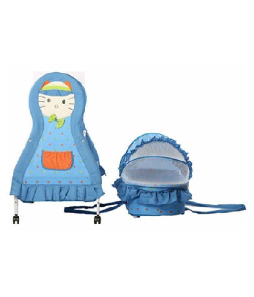 OH Baby CAT CRADLE (Blue) SE-JP-48