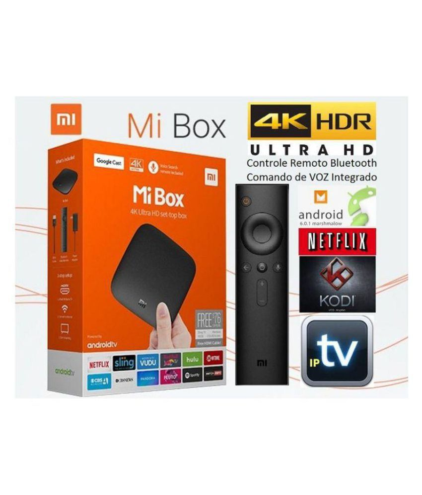 Xiaomi Cortex-A53 Receiver & Transmitter - Black