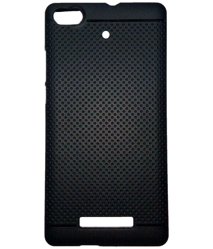 new concept ce0de 88f4c Gionee Gpad G4 Plain Cases CrackerDeal - Black