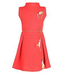 Tiny Toon Girls Midi/Knee Length Casual Dress