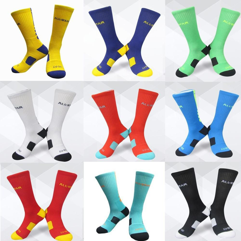 New Style Bike Sock Outdoor Breathable Cycling Sock Badminton Football Basketball Walking Running Tennis Sports Sock