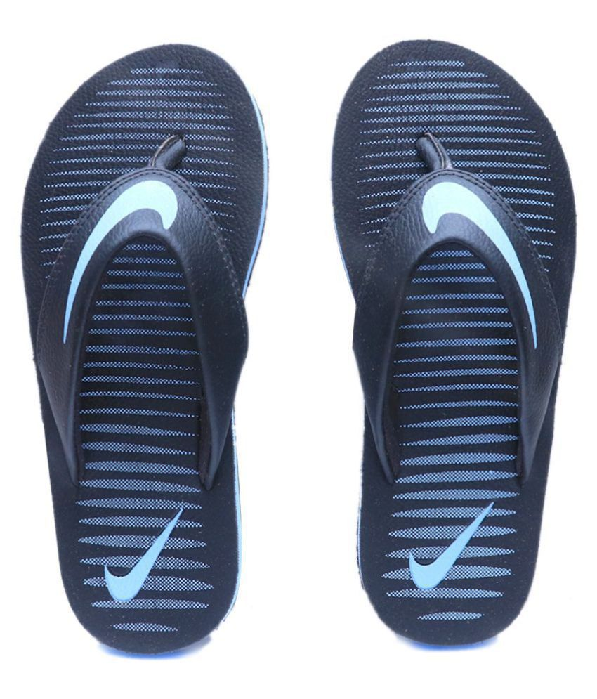 19b4a7bd0121 Nike Chroma Thong 5 Blue Thong Flip Flop Price in India- Buy Nike Chroma  Thong 5 Blue Thong Flip Flop Online at Snapdeal