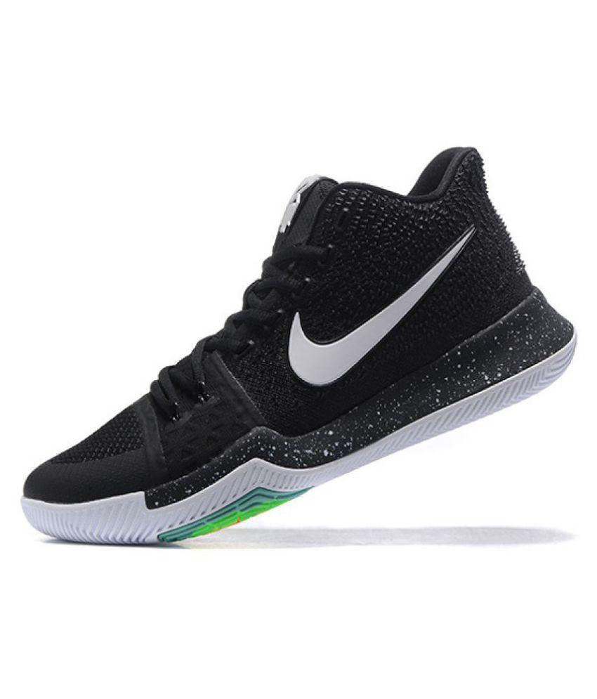 c7c77d884055 Nike Kyrie 3 EP Black Basketball Shoes - Buy Nike Kyrie 3 EP Black ...
