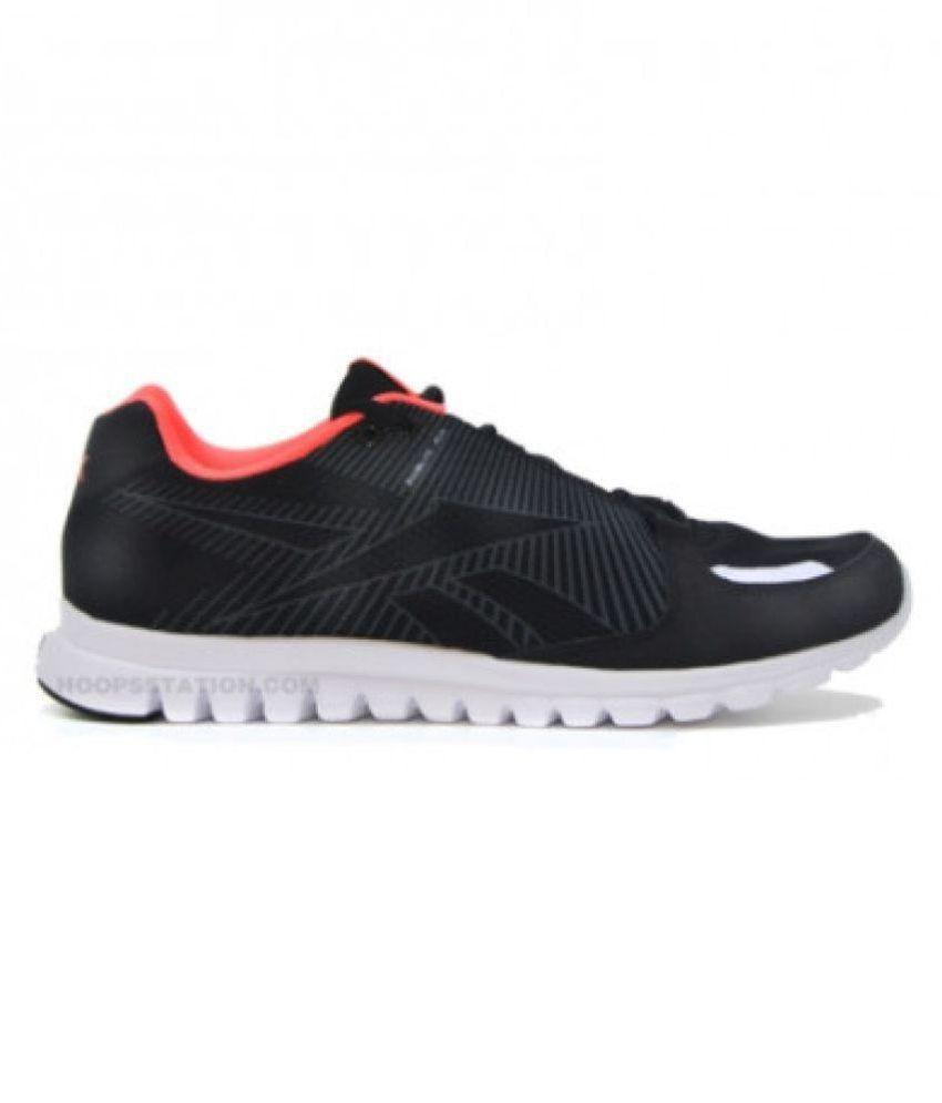 9b572099e3f Reebok Sublite Run Trainer Black Running Shoes - Buy Reebok Sublite ...