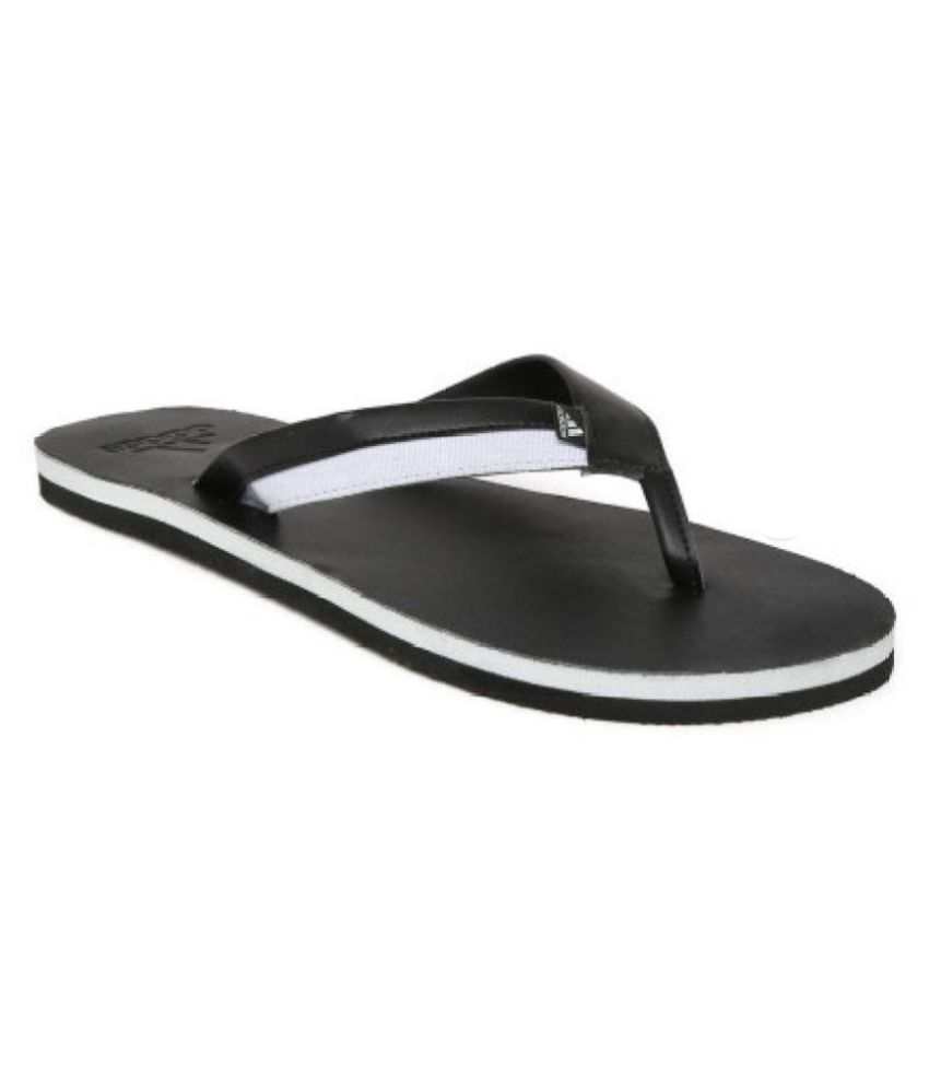 8e582798154 Adidas Brizo 3.0 Black Thong Flip Flop Price in India- Buy Adidas Brizo 3.0  Black Thong Flip Flop Online at Snapdeal