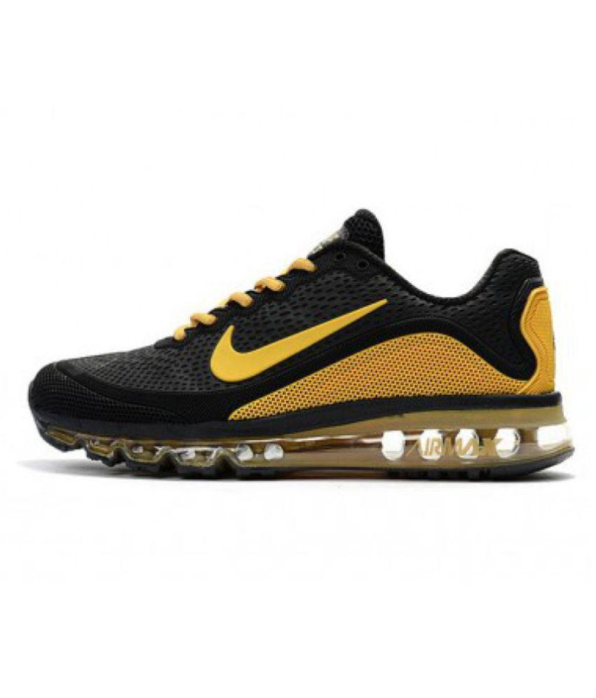9adf4ada3a07 Nike Airmax 2018 Limited Edition Gold Running Shoes - Buy Nike Airmax 2018  Limited Edition Gold Running Shoes Online at Best Prices in India on  Snapdeal