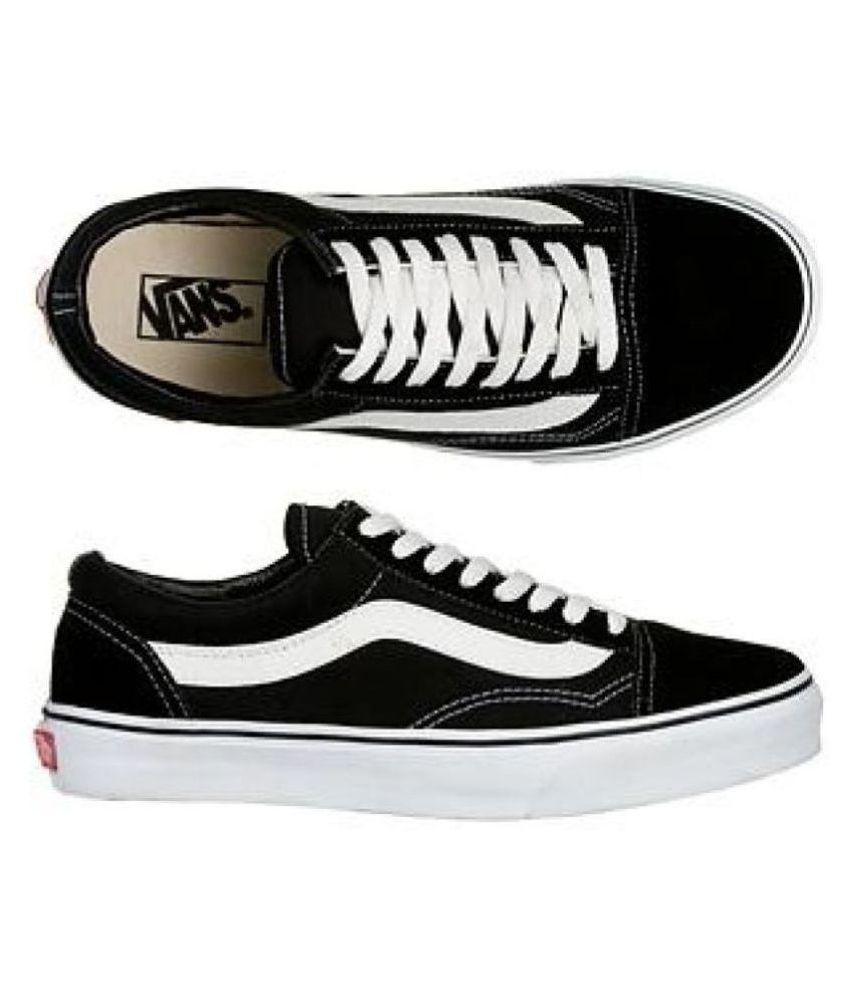 VANS OLD SKOOL FASHION Sneakers Black