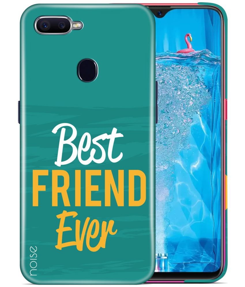 Oppo F9 Pro Printed Cover By Noise - Printed Back Covers