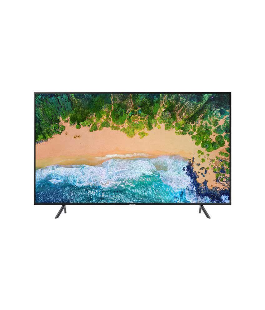Samsung UA55NU7100K 139.7 cm (55 Inches) Smart Ultra HD (4K) LED Television