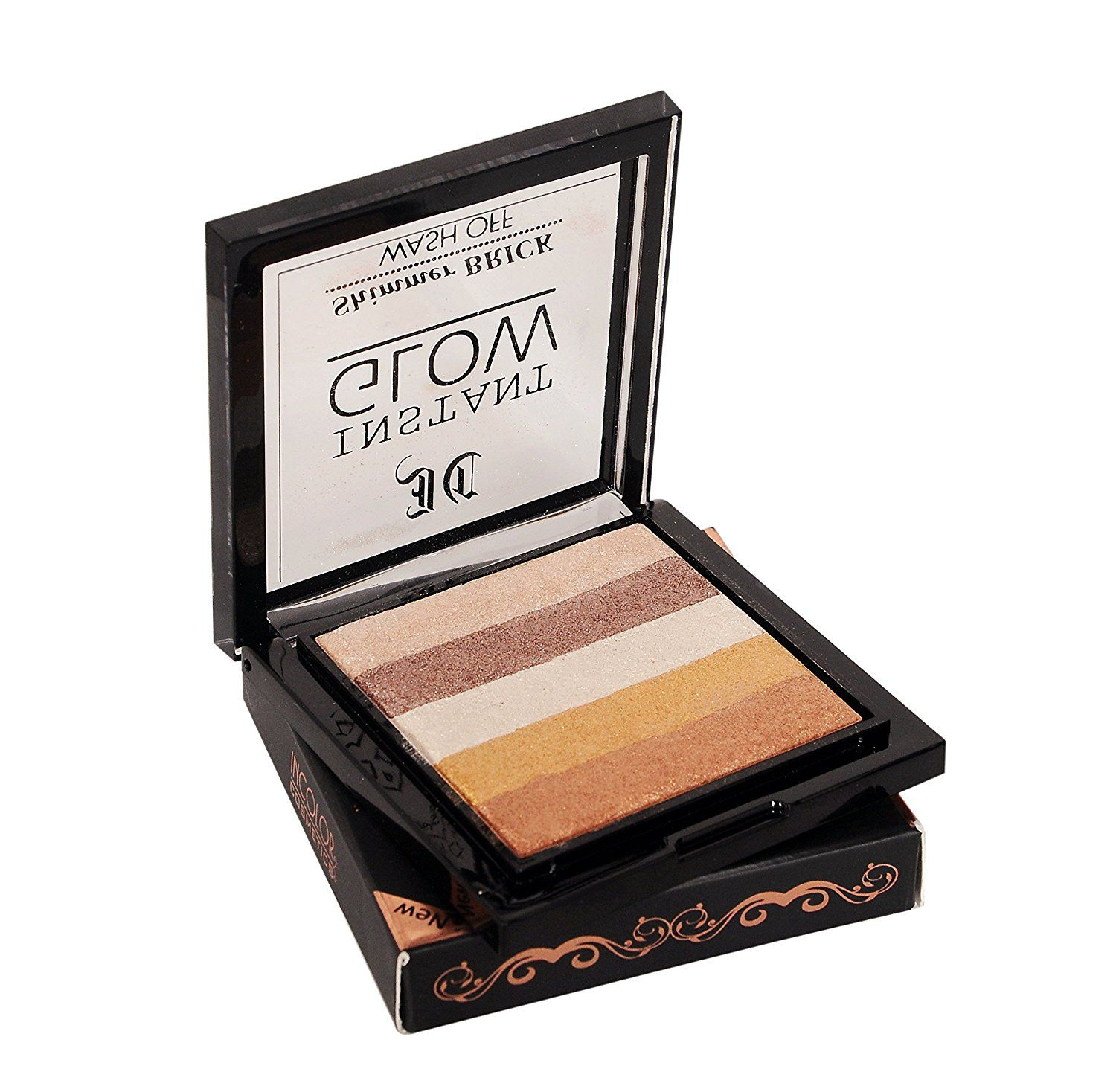 c4bfdf676 Incolor Instant Glow Shimmer Bricks Highlighter 05 4 gm  Buy Incolor  Instant Glow Shimmer Bricks Highlighter 05 4 gm at Best Prices in India -  Snapdeal
