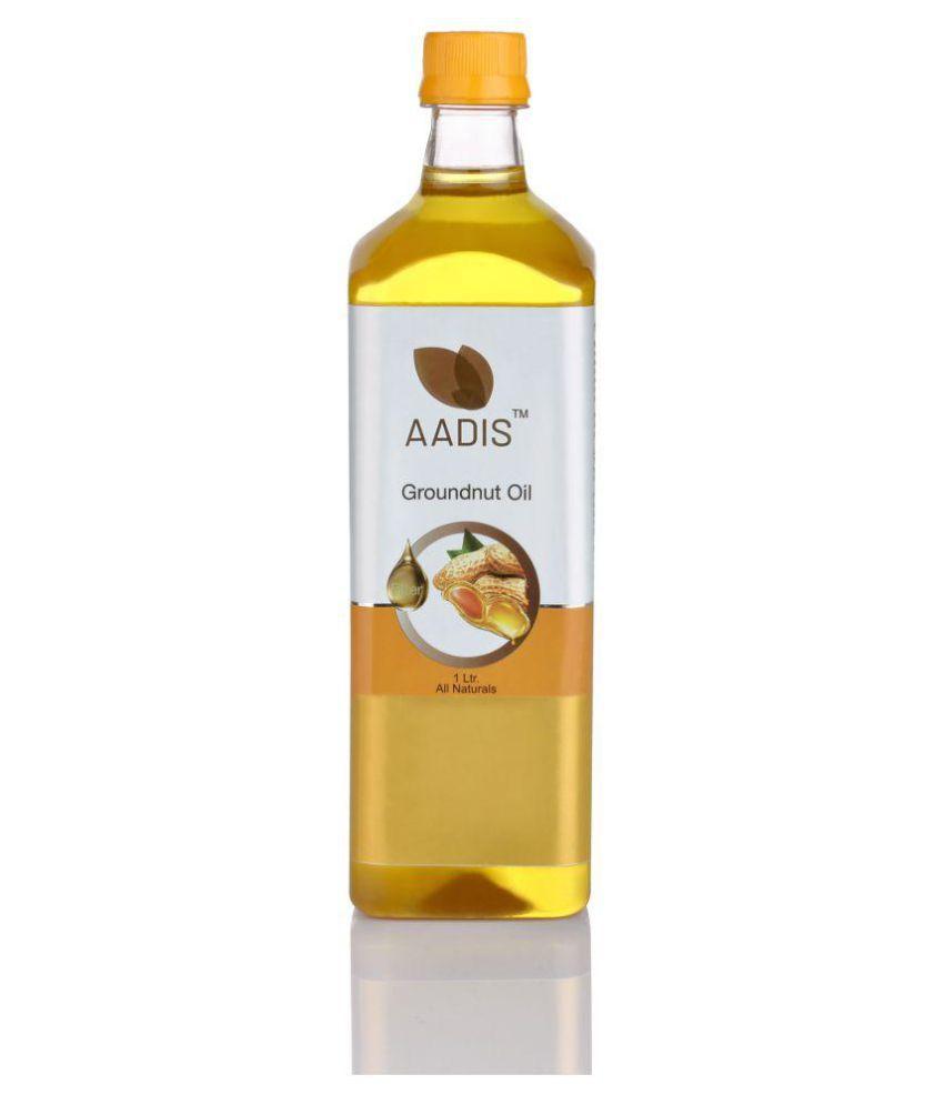Aadis Groundnut Oil 1 l