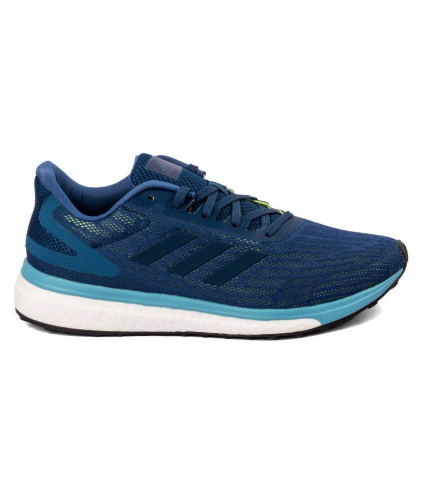 cf66d2bb6d04 Adidas RESPONSE LT M Blue Running Shoes - Buy Adidas RESPONSE LT M Blue Running  Shoes Online at Best Prices in India on Snapdeal