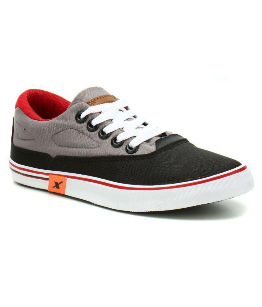 Sparx Black Casual Shoes - Buy Sparx