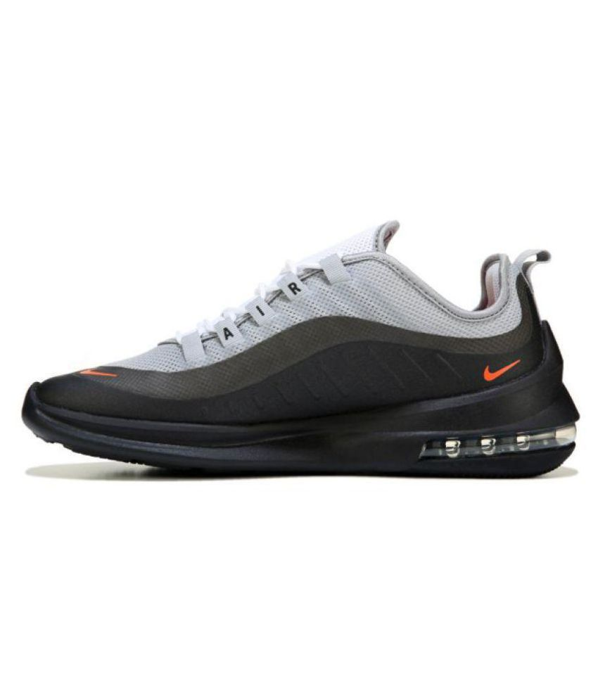 3f9eae0dc8 Nike Air Max Axis Grey Running Shoes - Buy Nike Air Max Axis Grey ...