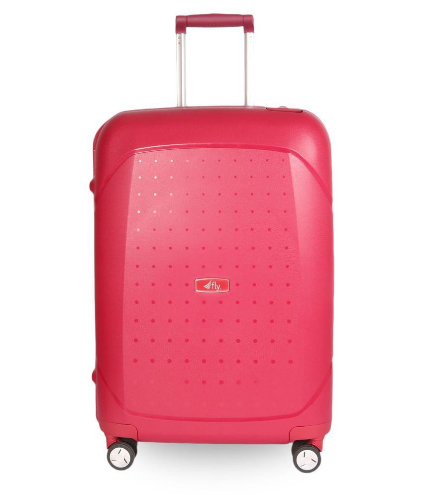 Fly Red S (Below 60cm) Cabin Hard FLYLINE_55 Luggage