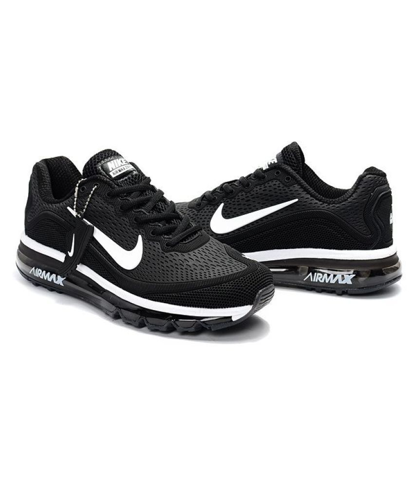 27c2d85a0d934 Zoom Air 2017.5 Ghost Black Running Shoes - Buy Zoom Air 2017.5 ...