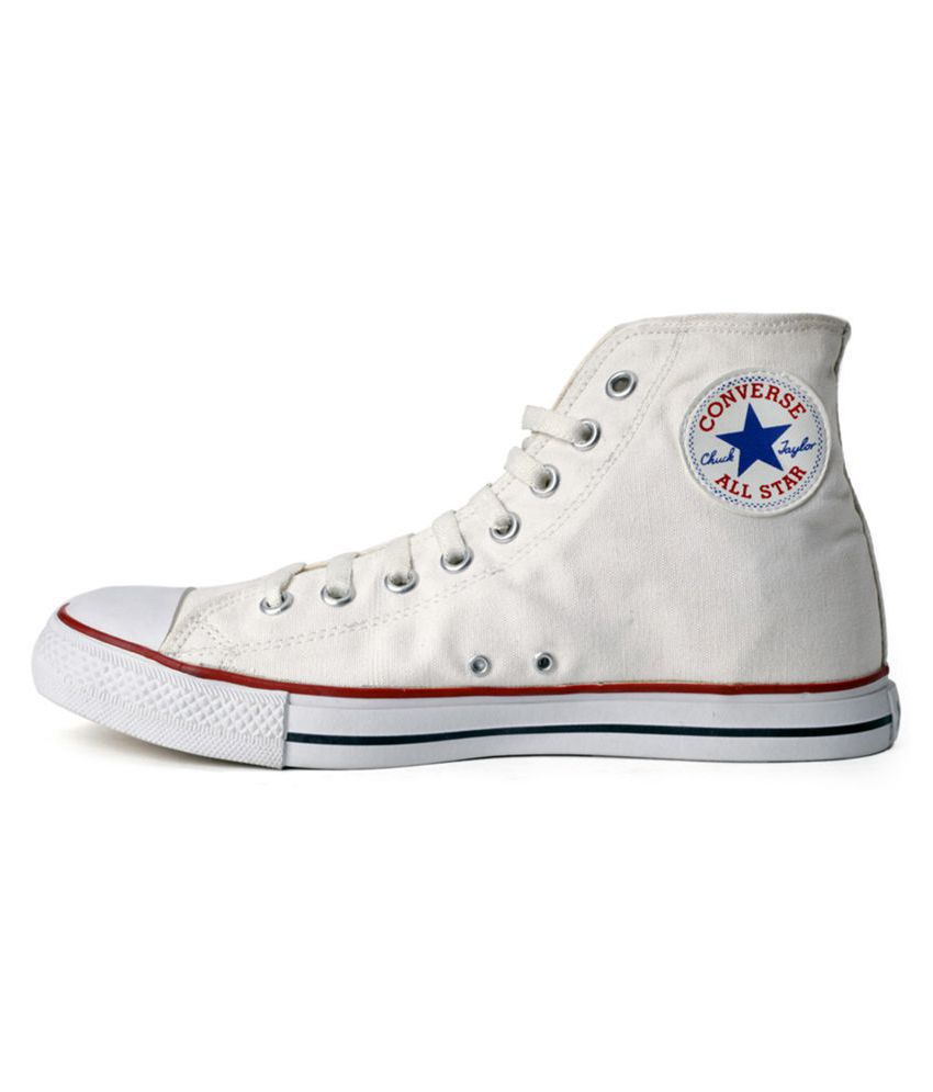 Converse Lifestyle White Casual Shoes Converse Lifestyle White Casual Shoes  ... 69615ce43