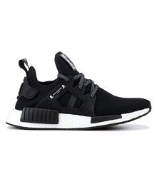 9b8b780d3228d Adidas NMD XR1 Black Running Shoes