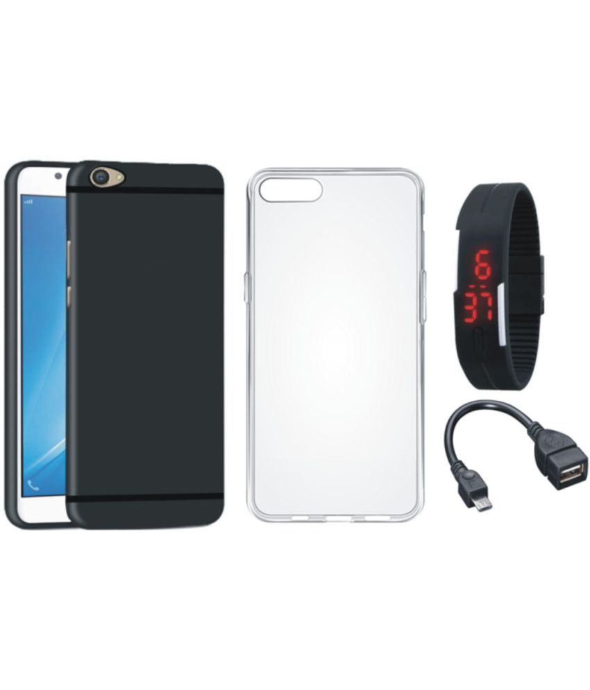 Vivo Y53 Cover Combo by Matrix