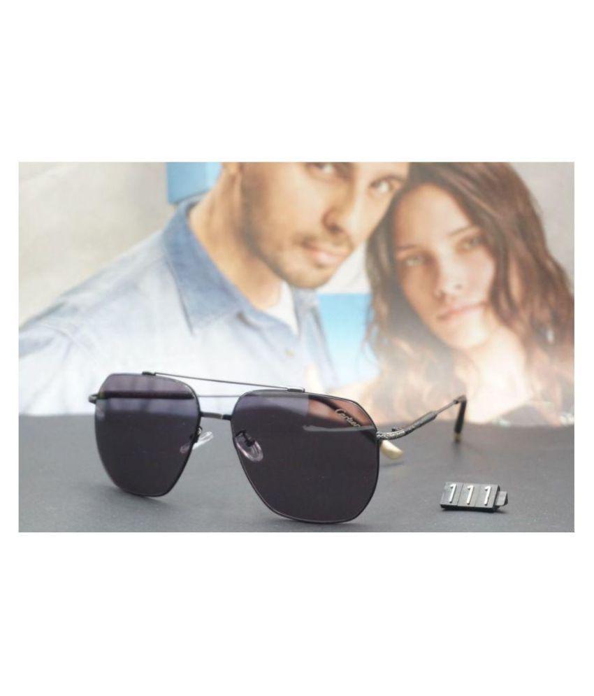 fb17e7b7edd Cartier Vintage Classic Vendome Sunglasses Source · CARTIER SUNGlASS Black  Aviator Sunglasses CA111 Buy CARTIER
