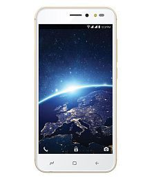 Intex STAARi 9 (16GB, 2GB RAM) - Shatterproof Screen