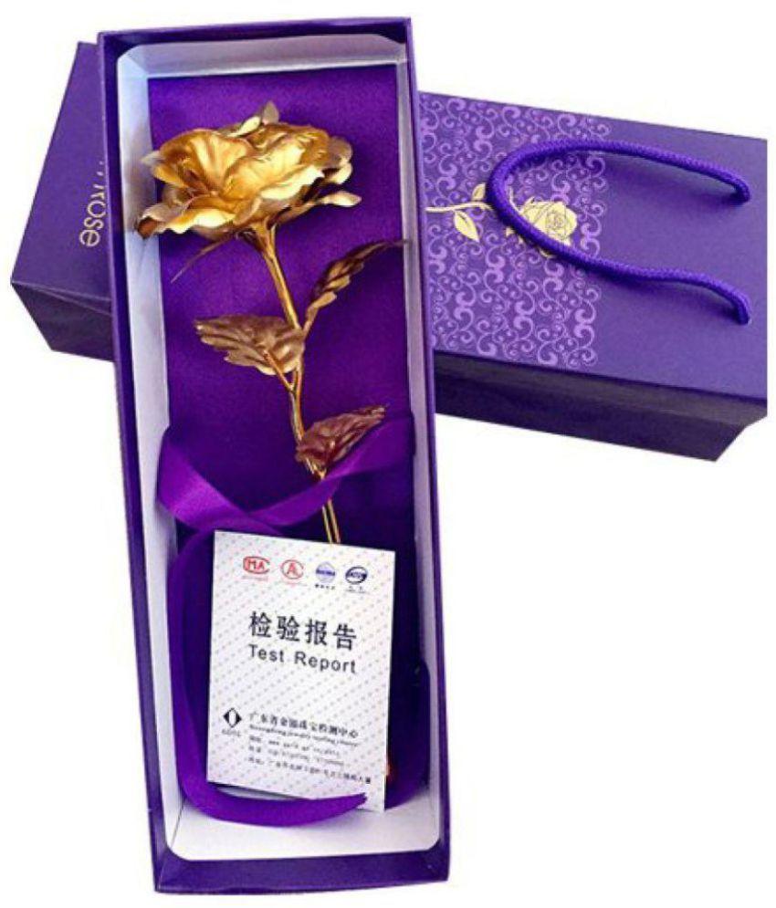 INTERNATIONAL GIFT Goldplated Diwali Hampers Silver - Pack of 1