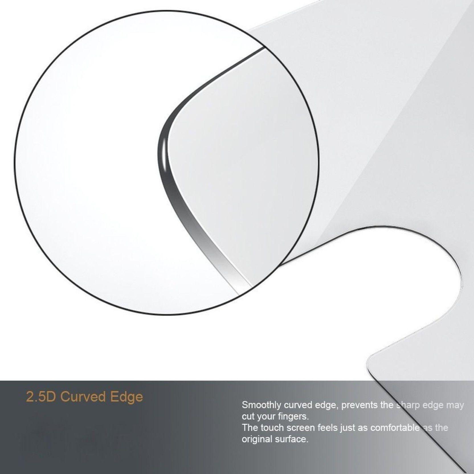 Lenovo K6 Power Tempered Glass Screen Guard By PraIQ