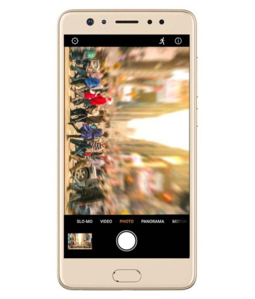 Coolpad Note 6 ( 64GB , 4 GB ) Gold