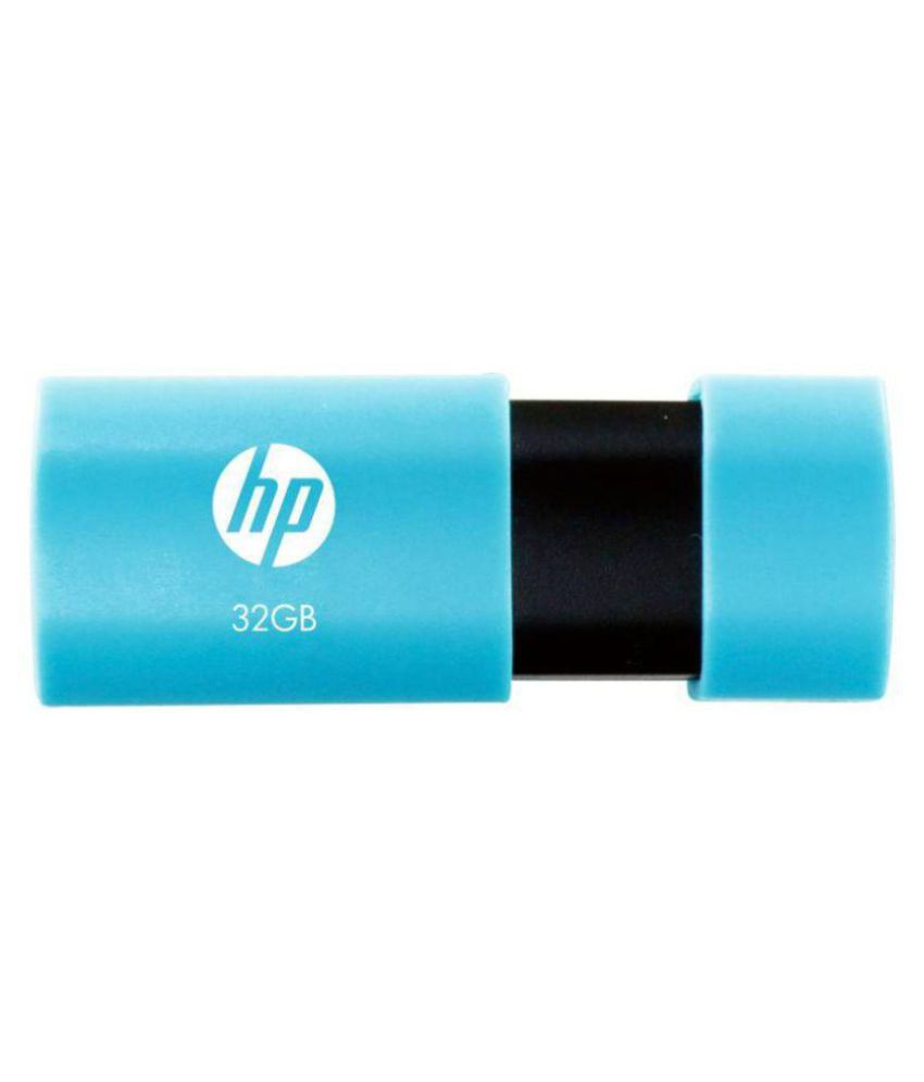 HP V152w 32GB USB 2.0 Utility Pendrive Pack of 1