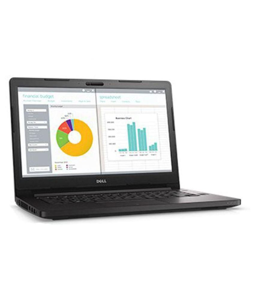 Dell Latitude 3480 Notebook Core i3 (6th Generation) 4 GB 35 56cm(14)  Linux/Ubuntu Not Applicable Black