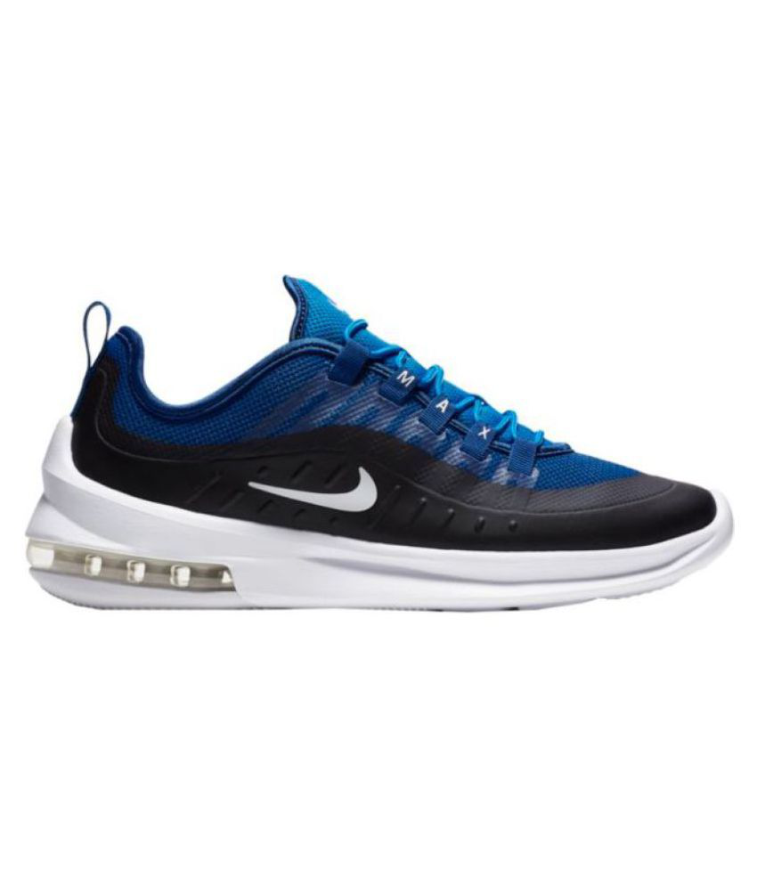 sports shoes 72186 b827f Nike Air Max Axis 2018 Blue Running Shoes - Buy Nike Air Max Axis 2018 Blue  Running Shoes Online at Best Prices in India on Snapdeal