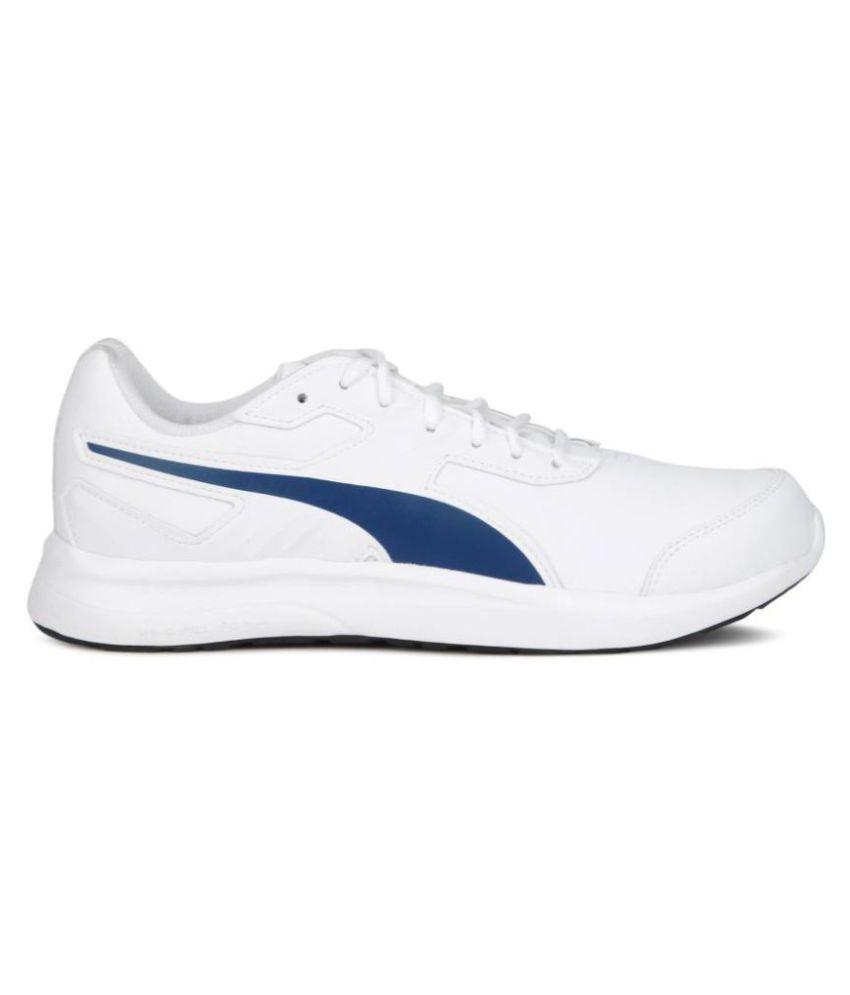 Puma White Running Shoes - Buy Puma
