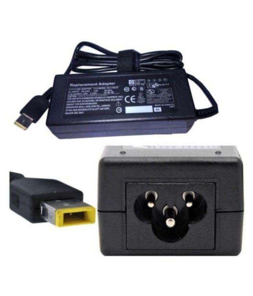 SIDHIMA Laptop Adapter Compatible For Lenovo LENOVO 65W 20V325 USB Type