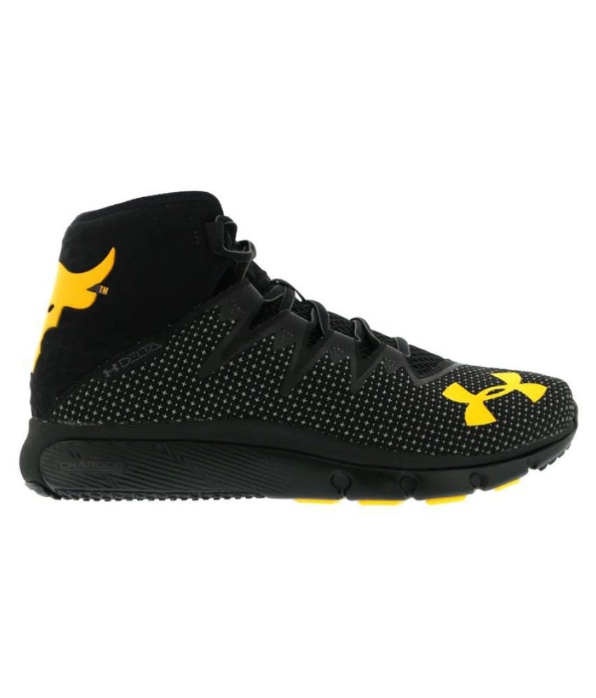 6c7473811 Under Armour Project Delta 2018 Black Basketball Shoes - Buy Under ...