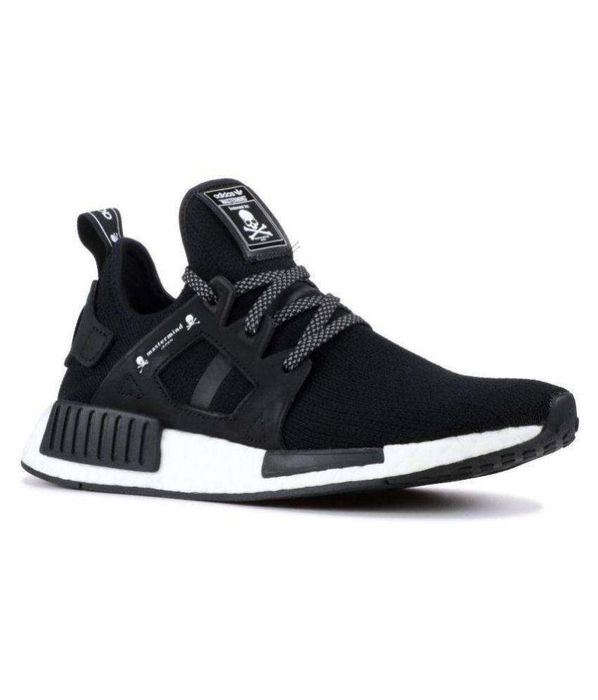 22aff8680 Adidas NMD XR1 Mastermind Black Running Shoes - Buy Adidas NMD XR1 ...