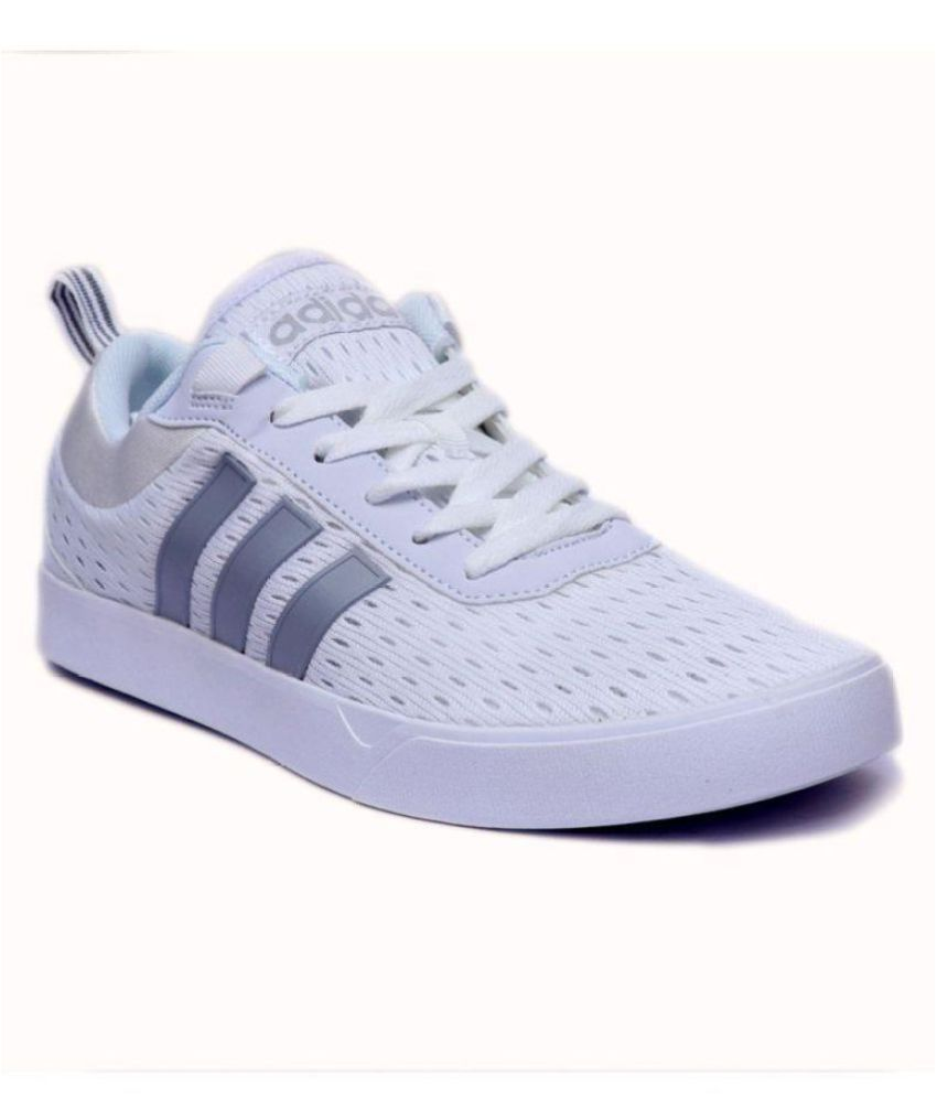 Blue Casual Mens White Wellknown Adidas Neo St Sneaker Shoes