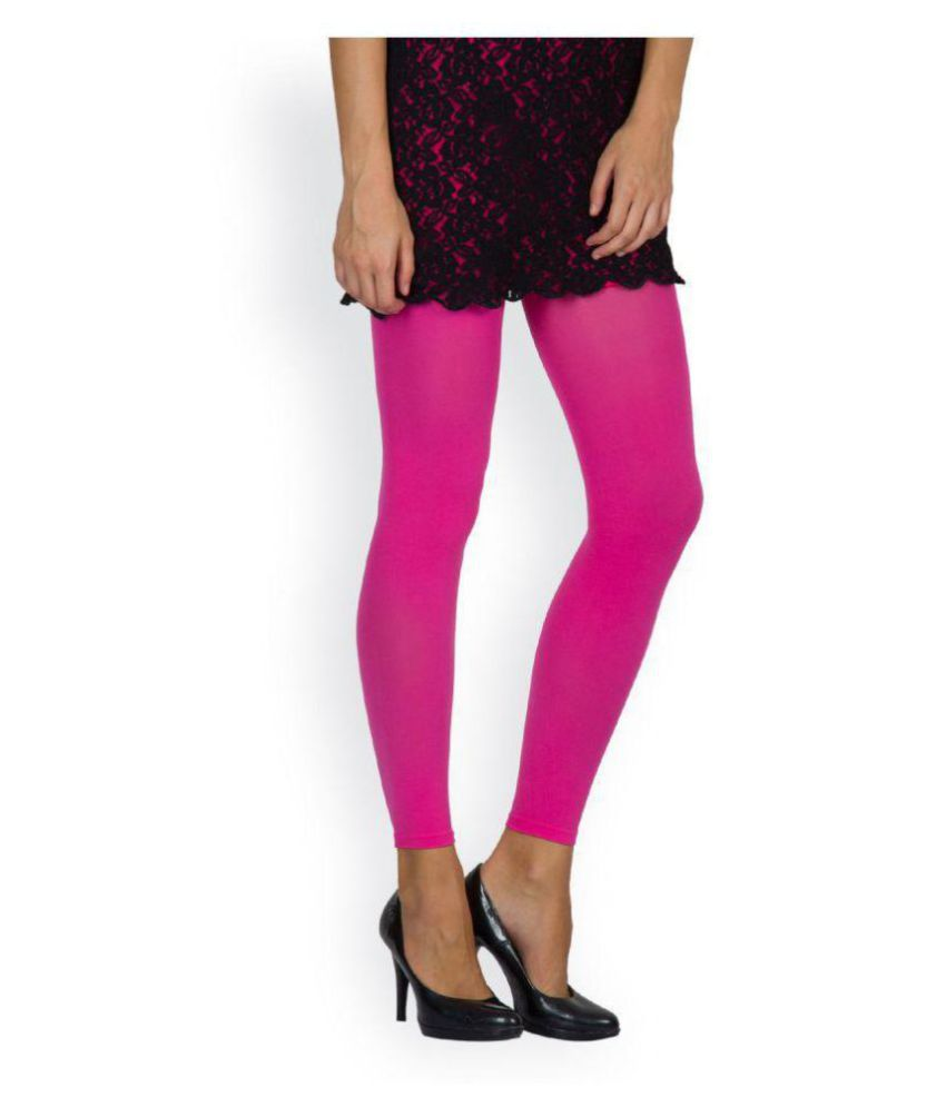2820482577a ... Golden Girl Ladies Footless Opaque Tights