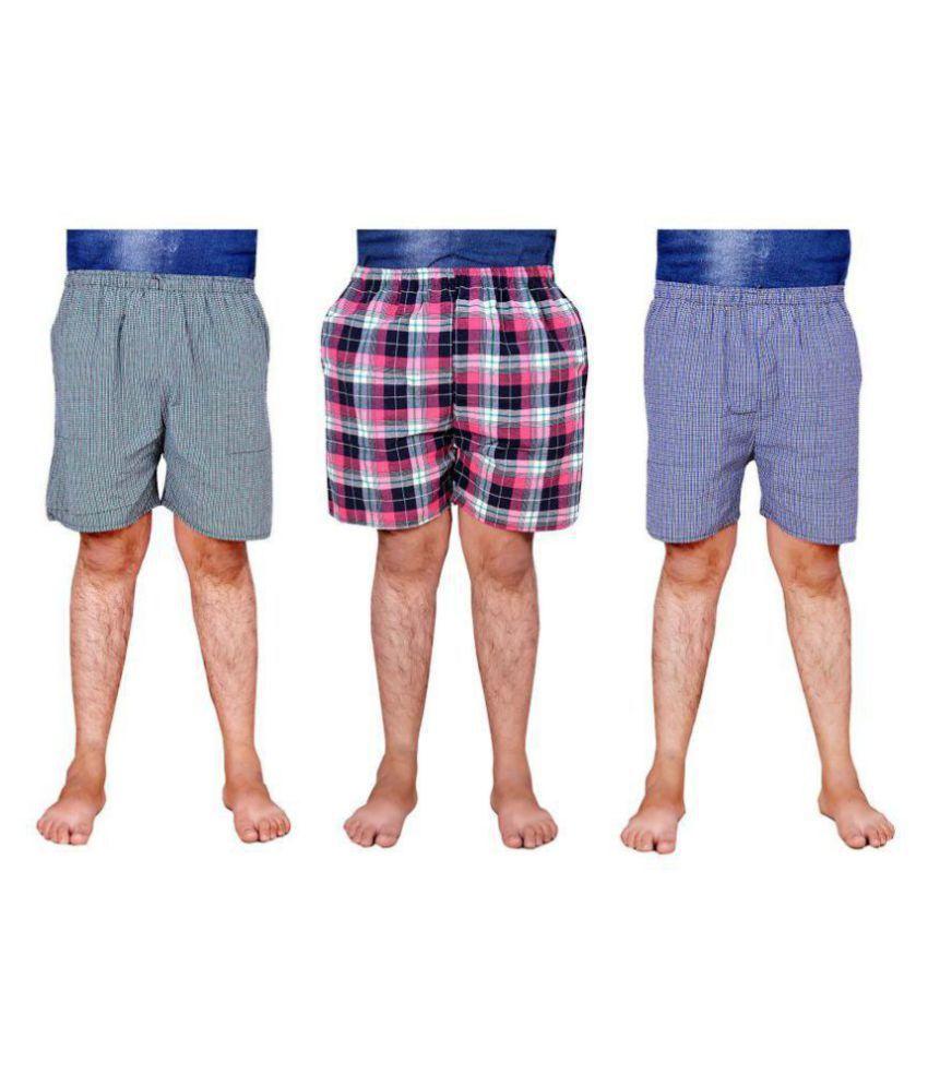 Insha Multi Shorts
