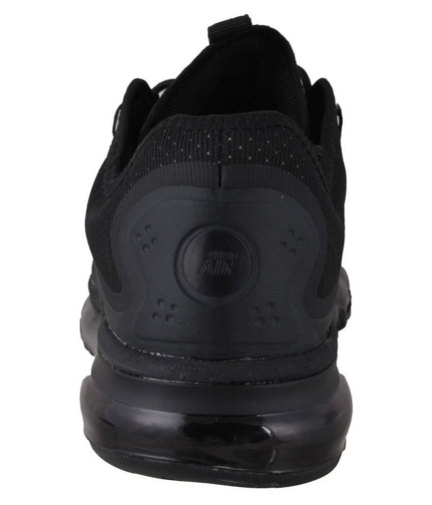 Nike AIRMAX 2018 LIMITED EDITION Black Running Shoes