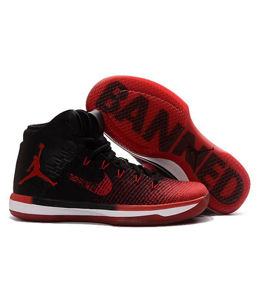 newest c69f7 2deb7 Nike Air Jordan XXXI 31 BANNED Multi Color Basketball Shoes - Buy Nike Air  Jordan XXXI 31 BANNED Multi Color Basketball Shoes Online at Best Prices in  India ...