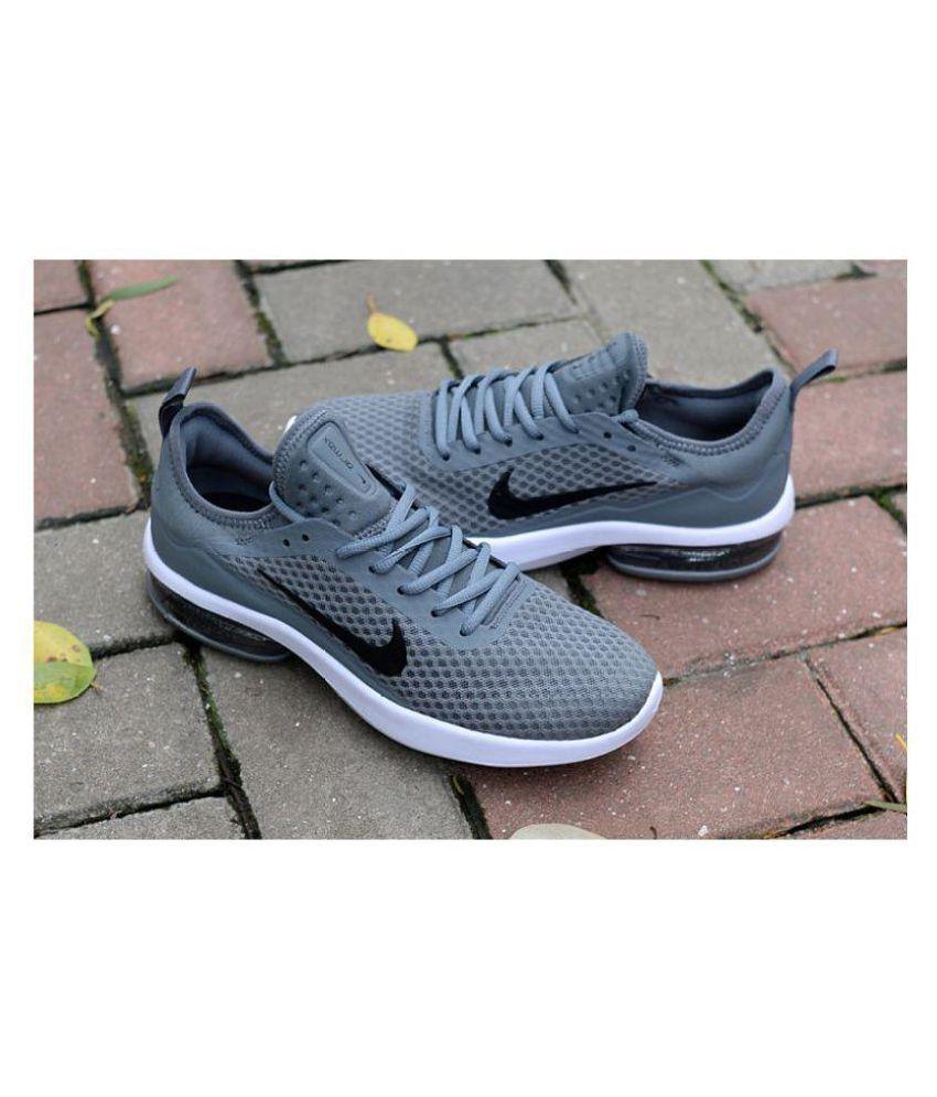 88217cf93fb Nike Nike Air Max Kantara Grey Grey Running Shoes - Buy Nike Nike ...