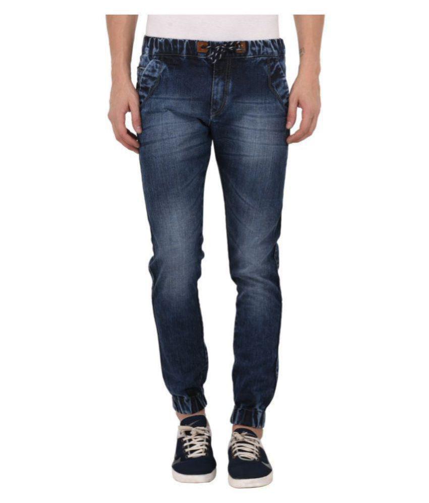 Studio Nexx Dark Blue Slim Jeans