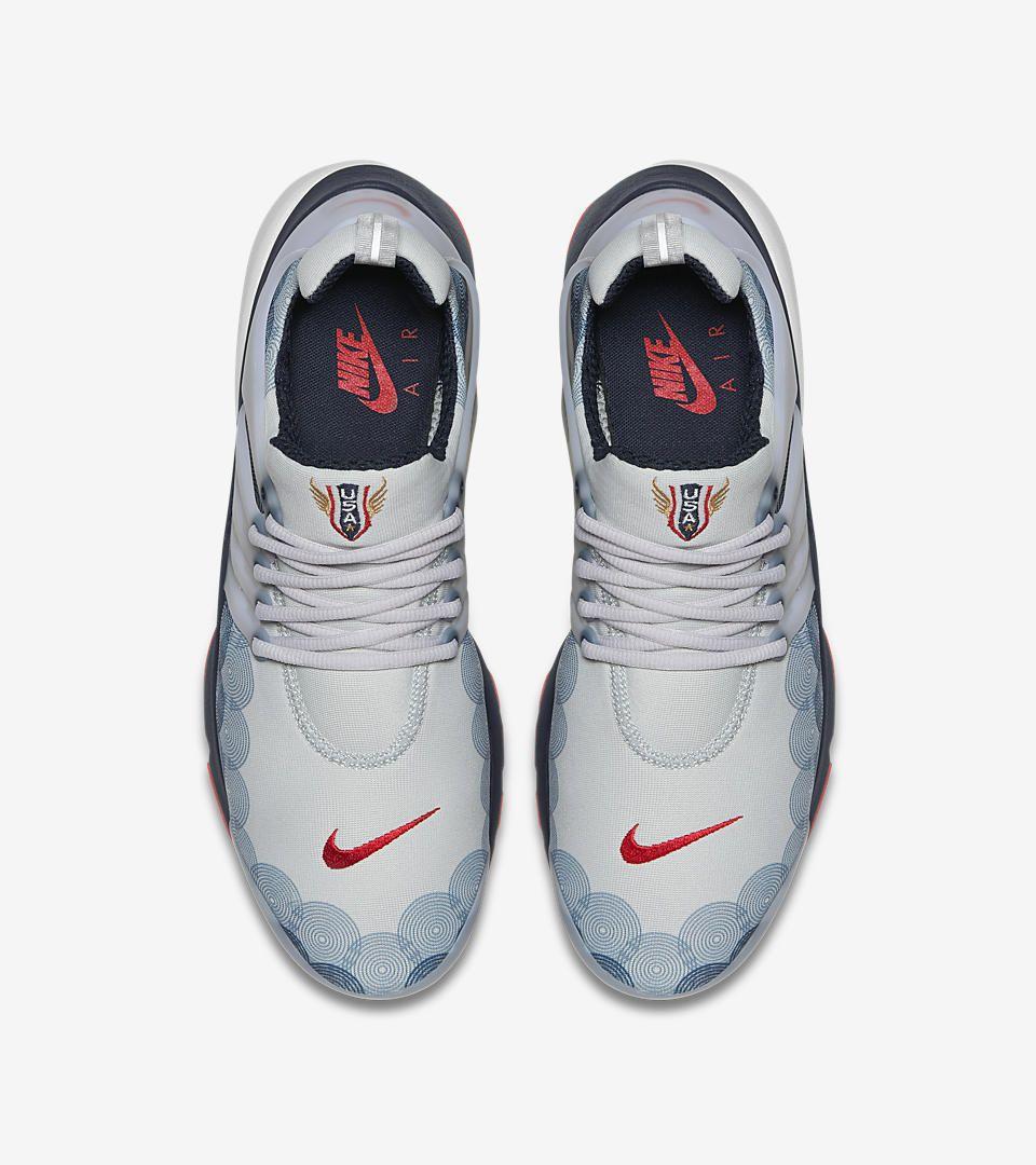 tan baratas Venta caliente 2019 completo en especificaciones Nike Air Presto U.S.A White Running Shoes - Buy Nike Air Presto ...