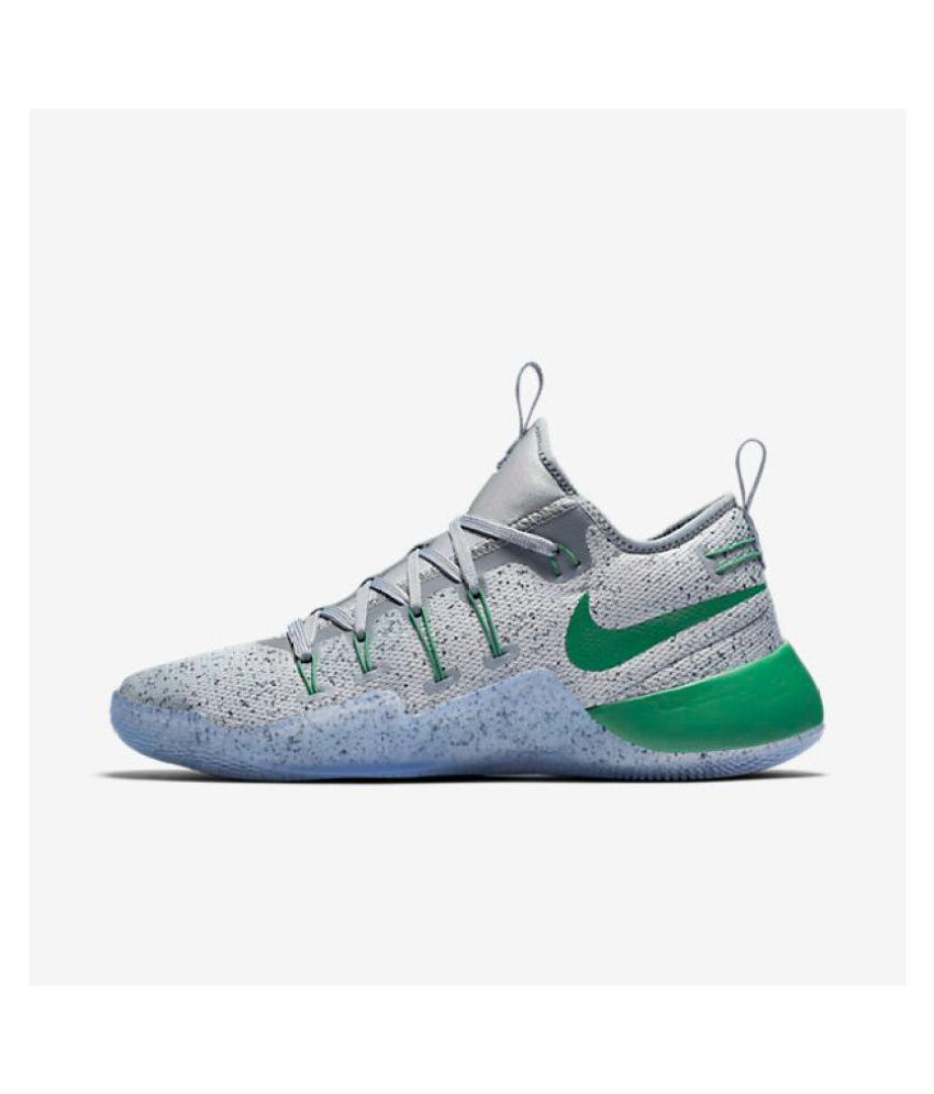 half off e104b 7e66c Nike Hypershift PE Gray Basketball Shoes - Buy Nike Hypershift PE Gray  Basketball Shoes Online at Best Prices in India on Snapdeal