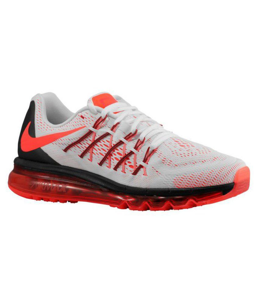 1563ee20ab Nike Airmax 2015 Red Running Shoes Nike Airmax 2015 Red Running Shoes ...