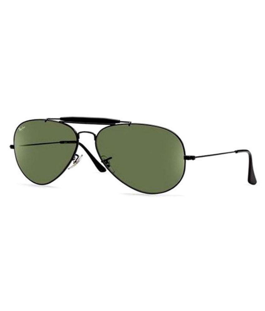 b10963b1df9e Ray Ban Avaitor Black Aviator Sunglasses ( RB51510 ) - Buy Ray Ban ...