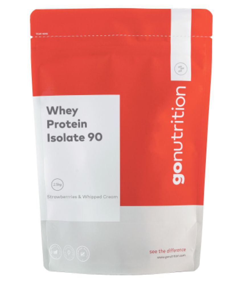 GoNutrition Whey Protein Isolate 1 kg
