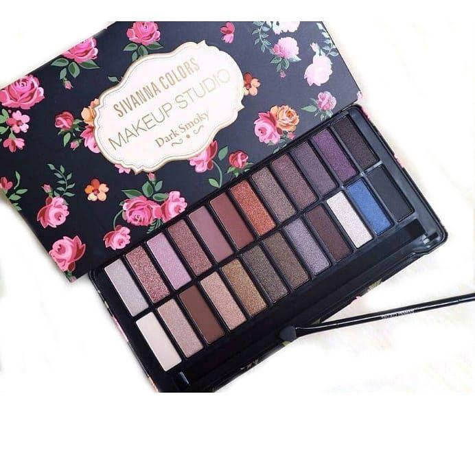 ... Sivanna Makeup Studio 24 Color Eyeshadow Palette ...