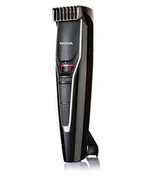 NOVA NHT-1091 Beard Trimmer ( Black )