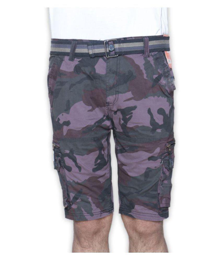 TWINSBOYS Multi Shorts